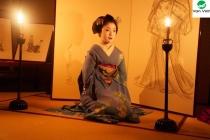 Tại sao Geisha ở Nhật đều vẽ mặt màu trắng?
