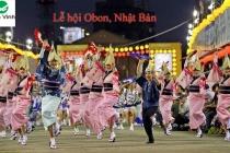 Lễ hội Obon của Nhật Bản